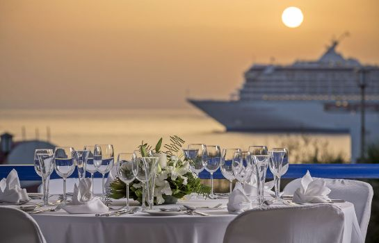 Restaurant Mykonos Theoxenia Luxury Boutique Hotel