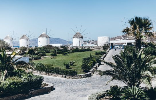 Surroundings Mykonos Theoxenia Luxury Boutique Hotel