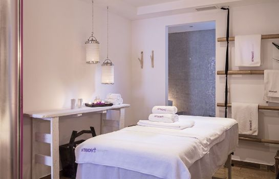 Massage room Mykonos Theoxenia Luxury Boutique Hotel