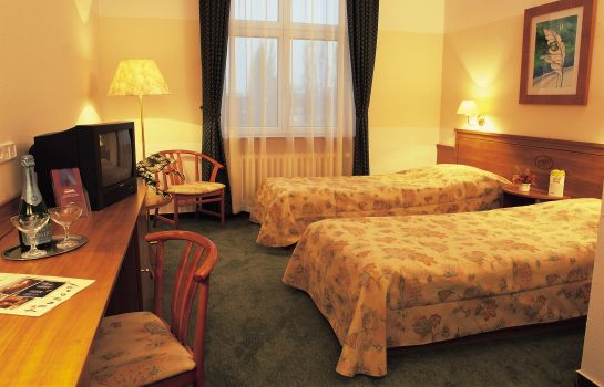 Double room (standard) Hunguest Hotel Millennium