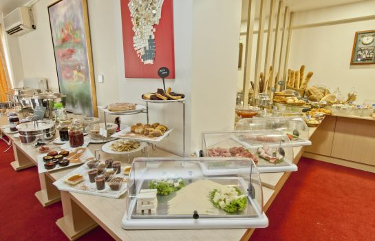 Breakfast buffet Triton piraeus-Greece