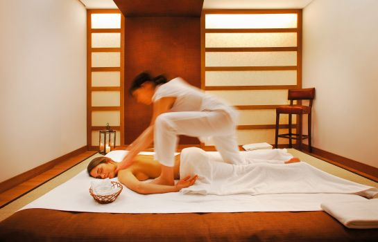 salle de massage Hotel Solverde SPA & Wellness Center