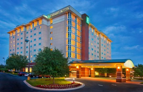 Vista esterna Embassy Suites North Charleston - Airport-Hotel - Convention