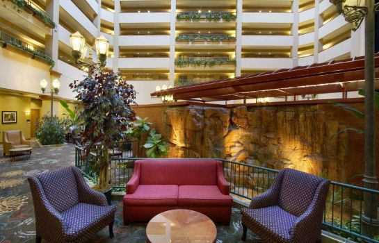 Hotelhalle Embassy Suites North Charleston - Airport-Hotel - Convention