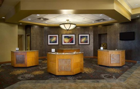 Hall Embassy Suites North Charleston - Airport-Hotel - Convention