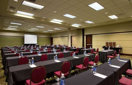 Conference room Embassy Suites North Charleston - Airport-Hotel - Convention