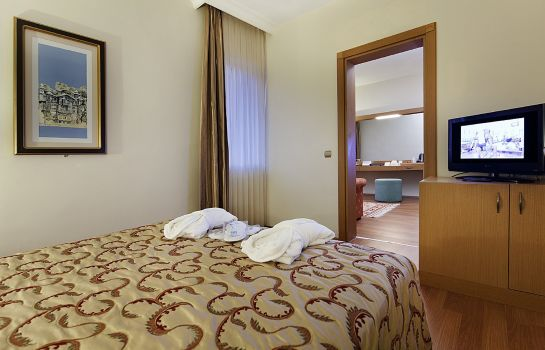 Suite SPA Hotel Colossae Thermal