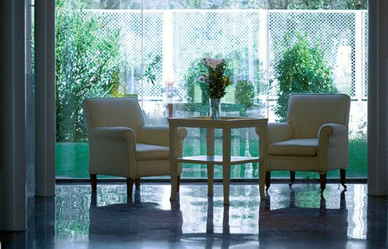 Hall de l'hôtel Hotel Mercure Tirrenia Green Park