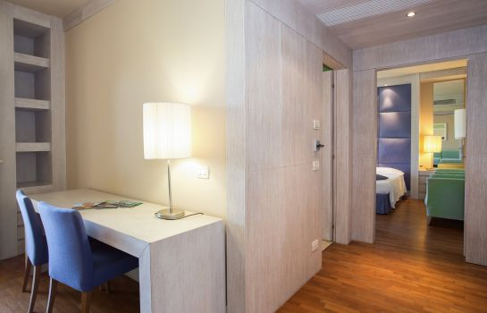 Junior-suite Hotel Mercure Tirrenia Green Park