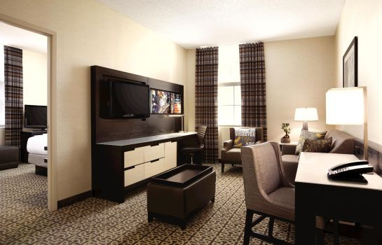 Suite DoubleTree by Hilton Boston Downtown