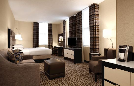 Room DoubleTree by Hilton Boston Downtown