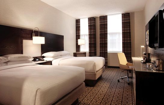 Chambre DoubleTree by Hilton Boston Downtown