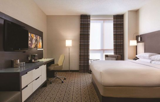 Zimmer DoubleTree by Hilton Boston Downtown
