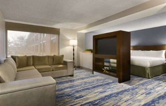 Suite Delta Hotels Detroit Metro Airport