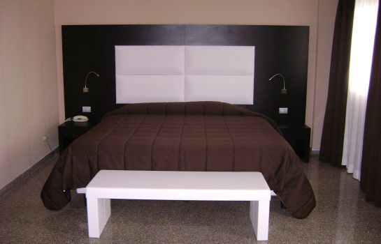 Doppelzimmer Standard Euro House Suites Rome Airport