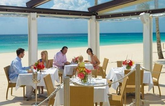 Restaurant ELBOW BEACH RESORT AND SPA