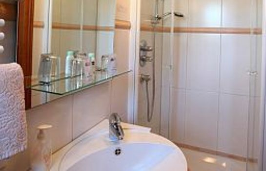 Bagno in camera Hotel Nuhnetal 3 Sterne Superior