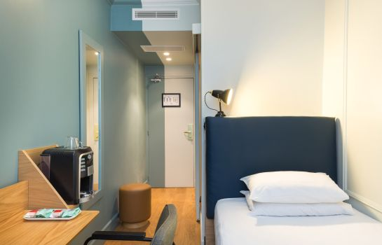 Single room (standard) Hôtel Silky by HappyCulture
