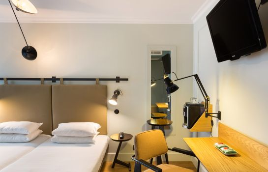 Double room (standard) Hôtel Silky by HappyCulture