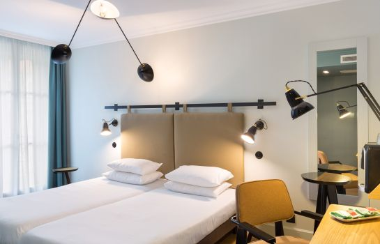 Chambre double (standard) Hôtel Silky by HappyCulture