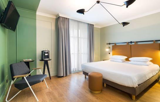 Double room (superior) Hôtel Silky by HappyCulture