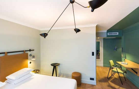 Chambre Hôtel Silky by HappyCulture