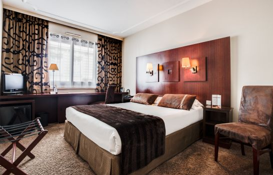 Double room (standard) Le Roosevelt