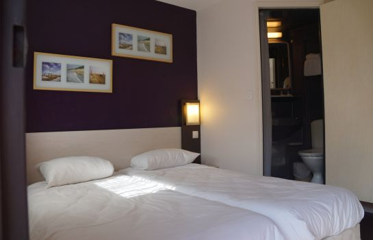 Chambre double (standard) Brithotel Lyon Nord