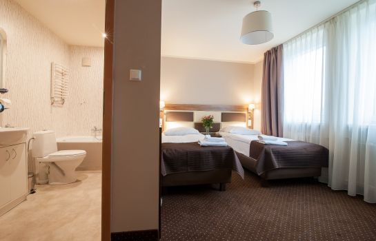 Junior Suite Diament Hotel Zabrze-Gliwice