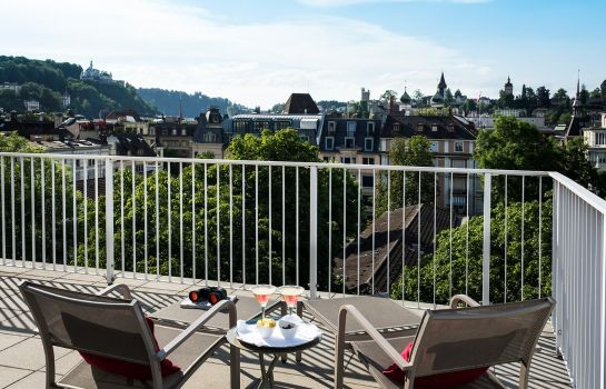 Suite The Hotel Lucerne Autograph Collection