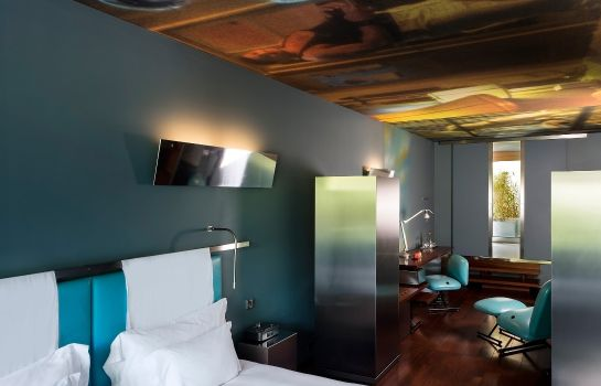 Chambre The Hotel Lucerne Autograph Collection