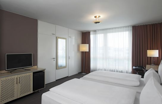Doppelzimmer Standard NH Berlin City West