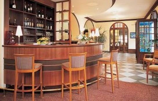 Hotel bar Le Grand Hotel Abbatiale