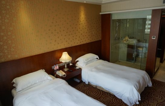 Double room (standard) Imperial Traders Former:Guangdong Foreign Businessmen Club