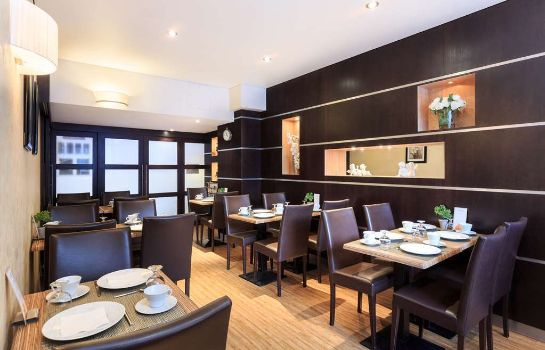Restaurant Best Western Athenee by HappyCulture