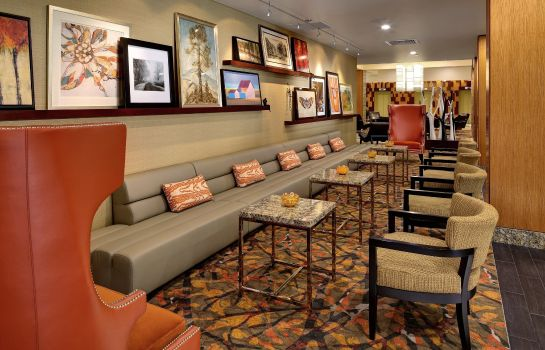 Hotelhalle DoubleTree by Hilton Hotel St Louis - Chesterfield
