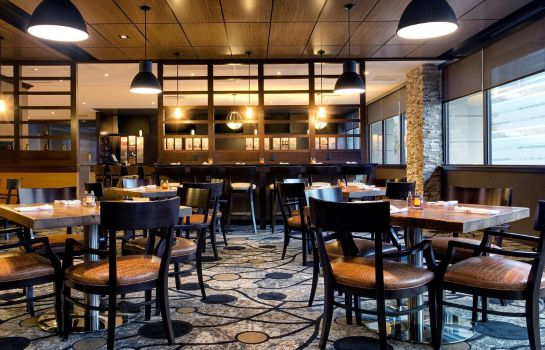 Restaurant DoubleTree by Hilton Hotel Jersey City