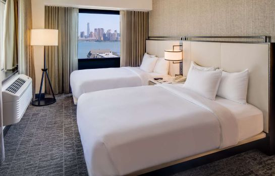 Chambre DoubleTree by Hilton Hotel Jersey City