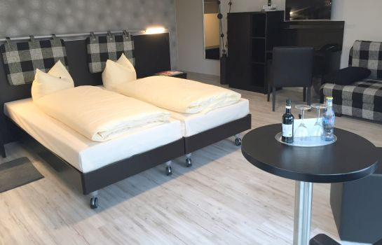 Chambre quadruple City Partner Sporthotel Avantage