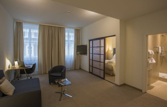 Junior Suite Starlight Suiten Hotel Wien Renngasse