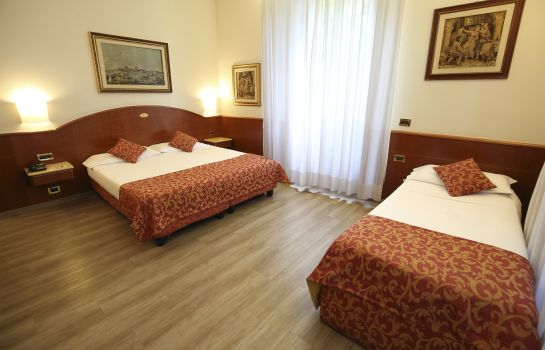 Triple room Mokinba Hotels Montebianco