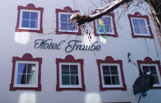 Exterior view Hotel Traube