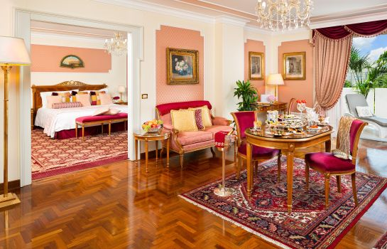 Suite Abano Grand Hotel