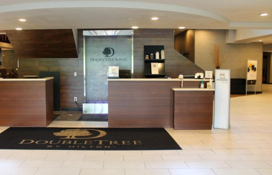 Lobby DoubleTree Suites by Hilton Dayton - Miamisburg