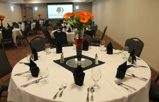 Conference room DoubleTree Suites by Hilton Dayton - Miamisburg