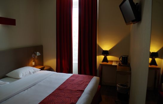 Double room (standard) Coeur de City Bordeaux Clémenceau by HappyCulture