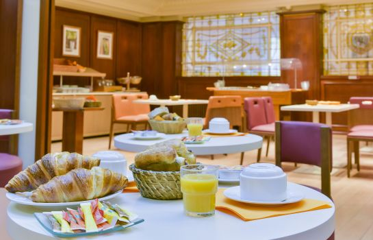 Breakfast room Continental by HappyCulture