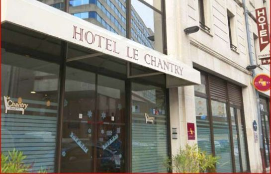 Exterior view Le Chantry Citotel
