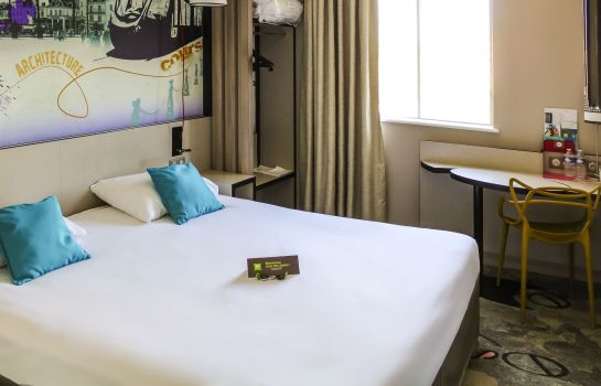 Zimmer ibis Styles Le Mans Centre Gare