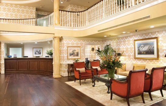 Hall de l'hôtel Doubletree by Hilton Charleston -Historic Distric